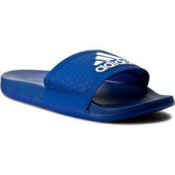 Klapki adidas - adilette CF+C AQ3113 Croyal/Ftwwht/Croyal. Niebieskie klapki męskie marki Adidas, z materiału. Za 129,00 zł.