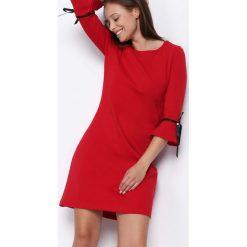Czerwona Sukienka Careless Whisper. Czerwone sukienki hiszpanki Born2be, l, midi. Za 69,99 zł.
