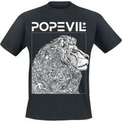 T-shirty męskie z nadrukiem: Pop Evil Pop Evil T-Shirt czarny