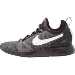 Trampki damskie slip on: Nike Sportswear DUEL RACER Tenisówki i Trampki black/white/dark grey
