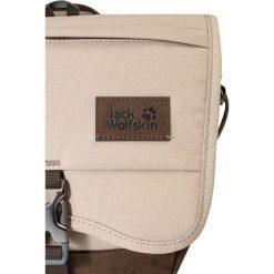 Jack Wolfskin WARWICK AVE Torba na ramię beige. Brązowe torby na ramię męskie marki Kazar, ze skóry, przez ramię, małe. Za 169,00 zł.