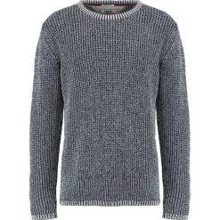 Tommy Jeans Sweter black iris. Niebieskie kardigany męskie Tommy Jeans, m, z bawełny. W wyprzedaży za 399,20 zł.