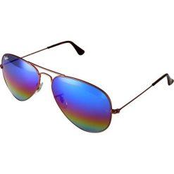 Okulary przeciwsłoneczne męskie: RayBan AVIATOR LARGE METAL Okulary przeciwsłoneczne bronze/copper