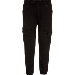 LTB ROSEWO Bojówki black. Czarne spodnie chłopięce LTB, z bawełny. Za 189,00 zł.