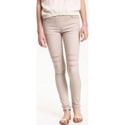 9c5dc57f Brązowe spodnie materiałowe damskie - Promocja. Nawet -40 ...