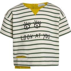 Sonia Rykiel LOOK AT YOU Tshirt z nadrukiem weiß. Białe t-shirty chłopięce Sonia Rykiel, z nadrukiem, z bawełny. W wyprzedaży za 279,30 zł.