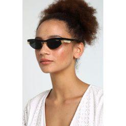 VOGUE Eyewear Okulary przeciwsłoneczne matte black/brushed goldcoloured. Czarne okulary przeciwsłoneczne damskie aviatory VOGUE Eyewear. Za 579,00 zł.