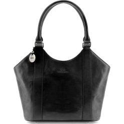 Torebka damska 35-4-050-1. Czarne torebki klasyczne damskie Wittchen. Za 1199,00 zł.