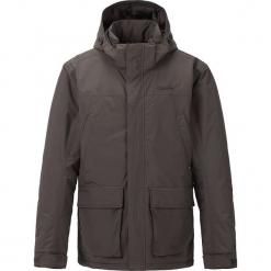 """Kurtka funkcyjna """"Luc"""" w kolorze brązowym. Brązowe kurtki męskie przeciwdeszczowe marki Tenson, m, z materiału. W wyprzedaży za 298,95 zł."""