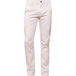 Rurki męskie: BOSS CASUAL SLIM Spodnie materiałowe beige