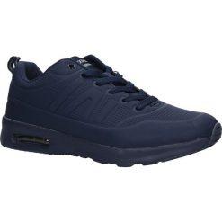 Granatowe buty sportowe sznurowane Casu MXC7550. Czarne halówki męskie Casu, na sznurówki. Za 78,99 zł.