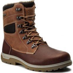 Buty trekkingowe męskie: Ecco Buty męskie Whistler brązowe r. 45 (83365450653)