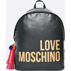 Plecaki damskie: Love Moschino – Plecak