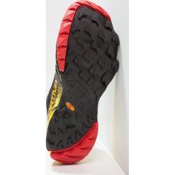 La Sportiva AKASHA Obuwie do biegania Szlak black/yellow. Czarne buty do biegania męskie La Sportiva, z gumy. Za 659,00 zł.