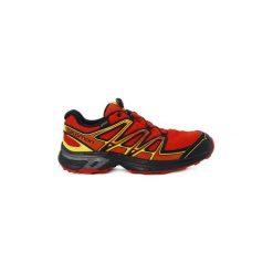 Buty do biegania Salomon  WINGS FLYTE 2 GTX. Brązowe buty do biegania męskie marki Salomon. Za 455,68 zł.