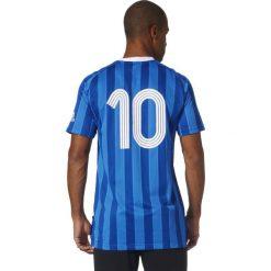 Adidas Koszulka męska Tango CC JSY niebieska r. S (AZ9712). Białe koszulki sportowe męskie marki Adidas, l, z jersey, do piłki nożnej. Za 119,27 zł.