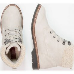 S.Oliver RED LABEL Botki sznurowane ice. Brązowe buty zimowe damskie marki s.Oliver RED LABEL, z materiału, na sznurówki. W wyprzedaży za 148,85 zł.
