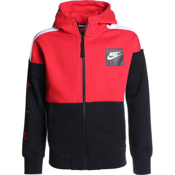 newest 8e57a 7b327 Nike Performance AIR HOODIE Bluza rozpinana university redbl