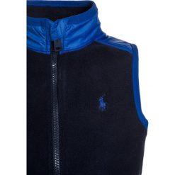Polo Ralph Lauren HYBRID OUTERWEAR Kamizelka french navy. Niebieskie kamizelki dziewczęce marki Polo Ralph Lauren, z materiału. W wyprzedaży za 231,20 zł.