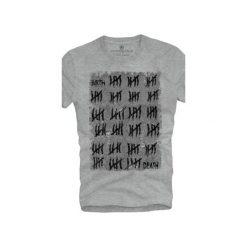T-shirt UNDERWORLD Ring spun cotton Birth. Szare t-shirty męskie z nadrukiem marki Underworld, m, z bawełny. Za 59,99 zł.