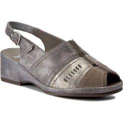 Rzymianki damskie: Sandały ARA – 12-37039-16G Grigio/Chiara