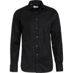 Koszule męskie na spinki: Eton SLIIM FIT Koszula biznesowa schwarz