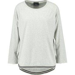 Bluzy rozpinane damskie: Scotch & Soda LOOSE  Bluza grey melange