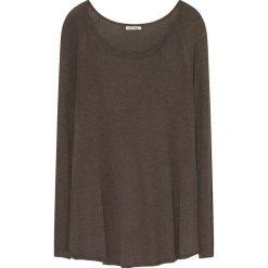 Sweter w kolorze brązowym. Brązowe swetry oversize damskie American Vintage, s. W wyprzedaży za 121,95 zł.