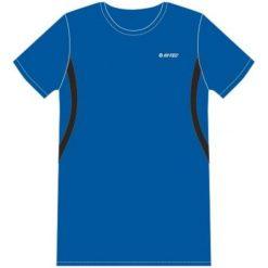 Hi-tec Koszulka męska Doren Victoria Blue/Black r. 2XL. Czarne t-shirty męskie Hi-tec, m. Za 49,99 zł.