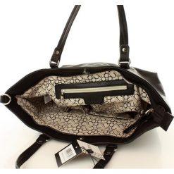 Shopper bag damskie: NOBO Sportowy miejski shopper bag czarny