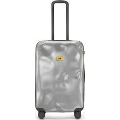 Walizka Icon średnia srebrna. Szare walizki Crash Baggage, średnie. Za 1040,00 zł.