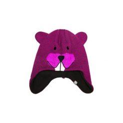COLOR KIDS  Czapka Reaver - fioletowy. Fioletowe czapeczki niemowlęce Color Kids, z bawełny. Za 69,00 zł.