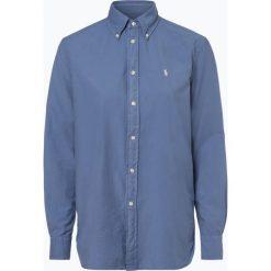 Polo Ralph Lauren - Bluzka damska – Relaxed Fit, niebieski. Niebieskie topy sportowe damskie marki Polo Ralph Lauren, l. Za 379,95 zł.
