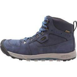 Keen WESTWARD WP Buty trekkingowe dark sea/night. Niebieskie buty trekkingowe męskie marki Keen, z gumy, outdoorowe. Za 629,00 zł.