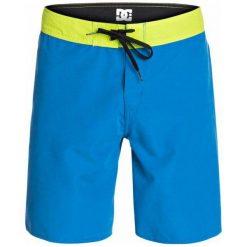 DC Kapielówki Trip Hoppin Snorkel Blue 30. Niebieskie bermudy męskie DC, sportowe. W wyprzedaży za 149,00 zł.