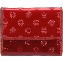 Portfel 34-1-404-3S. Czerwone portfele damskie Wittchen. Za 459,00 zł.