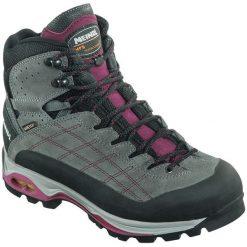 Buty trekkingowe damskie: MEINDL Buty Vakuum Lady 3.0 GTX Szary r. 37 (2763)