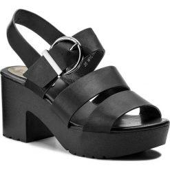 Sandały damskie: Sandały JENNY FAIRY - WYL1430-1 Czarny