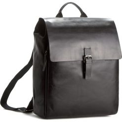 Plecak STRELLSON - Scott 4010001907 Black 900. Czarne plecaki męskie Strellson, ze skóry. Za 919,00 zł.