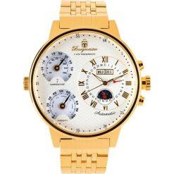 """Zegarki męskie: Zegarek """"Montana"""" w kolorze złoto-białym"""