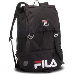 Plecak FILA - Backpack Hamburg 685047 Black 002. Czarne plecaki męskie Fila, z materiału. W wyprzedaży za 169,00 zł.