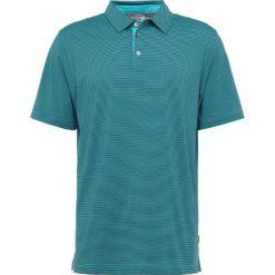Adidas Golf CLASSIC STRIPE Koszulka polo energy blue. Niebieskie koszulki polo adidas Golf, l, z elastanu, na golfa. Za 359,00 zł.