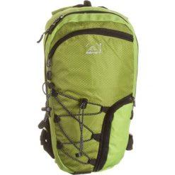 """Plecak """"Savona"""" w kolorze limonkowym - 25 x 43 x 8 cm. Zielone plecaki męskie Elementerre, w paski, z tkaniny. W wyprzedaży za 43,95 zł."""