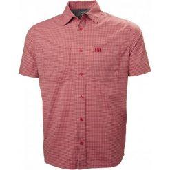 Helly Hansen Koszula Męska Domar Ss Shirt, Red Micro Check Xl. Niebieskie koszule męskie marki Helly Hansen. W wyprzedaży za 189,00 zł.