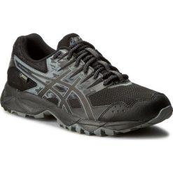 Buty ASICS - Gel-Sonoma 3 G-Tx GORE-TEX T727N Black/Onyx/Carbon 9099. Czarne buty do biegania damskie Asics, z gore-texu. W wyprzedaży za 279,00 zł.