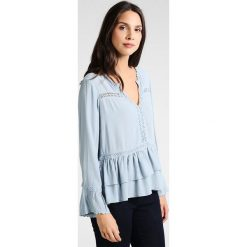 Tuniki damskie: Cream KALAN BLOUSE Tunika misty ocean