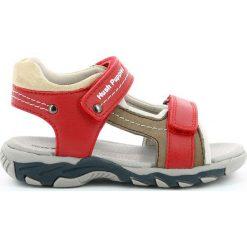 Sandały chłopięce: Sandały skórzane Velo