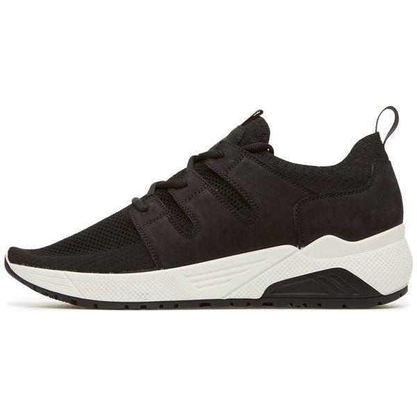 ea74616d Igi & Co Tenisówki Męskie 42 Czarne - Czarne buty sportowe męskie ...