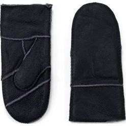 Rękawiczki damskie: Art of Polo Rękawiczki damskie Ciepło i styl czarne (rk16569-2)