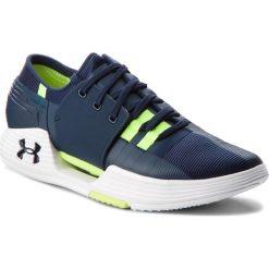 Buty UNDER ARMOUR - Ua Speedform Amp 2.0 1295773-401 Nvy. Niebieskie buty fitness męskie Under Armour, z materiału. W wyprzedaży za 339,00 zł.